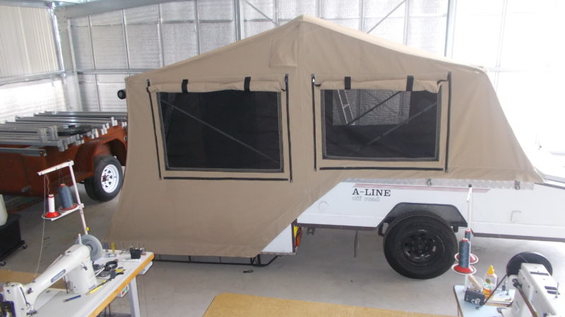 ians campers CUB canvass replacements
